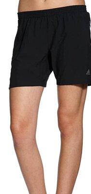 Шорты чёрные с плавками фирменные Adidas р.46-48