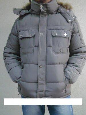 Куртка зимняя black wolf