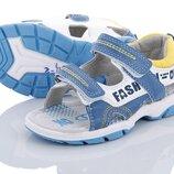 Босоножки Сандалии Мальчик Тм Ok-Shoes 21-26 р
