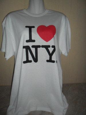Футболка I love NY size M Оригинал