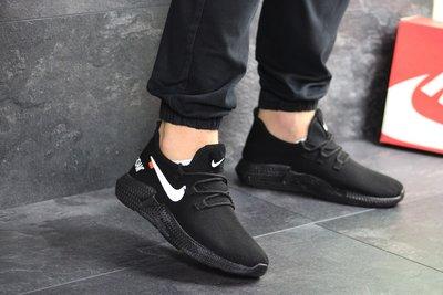 Кроссовки мужские Nike Wonex black