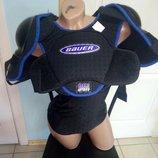 Нагрудник хоккейный ,хоккейная защита Bauer