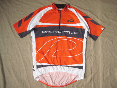 Protective XL велофутболка джерси мужская