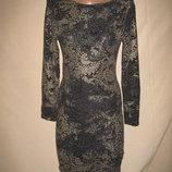 Красивое платье Miss Selfridge petite р-р14,