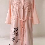 Платья-Туники для для девочек.