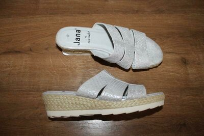 sneakers for cheap 9f749 cc029 Шлепанцы на танкетке Jana, 37