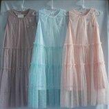 Платья для для девочек.