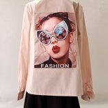 Блузки-Рубашки для девочек