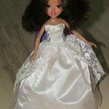 Кукла мокси музыкальная,свет MGA в свадебном платье