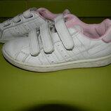 кроссовки Lonsdale 33 р кожа на девочку бу обмен