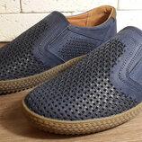 Летние туфли Levis р-р 42,43
