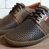Летние туфли Levis р-р 40-45
