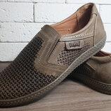 Летние туфли Levis р-р 40-44