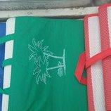 Пляжный коврик с ручками для переноски 170 90 см
