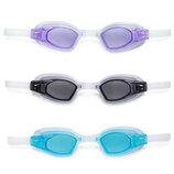 Intex Очки для плавания 55682 Спорт , защищают от Уф-Лучей, от 8 лет