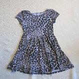 Платье легкое летнее на 10-11 лет