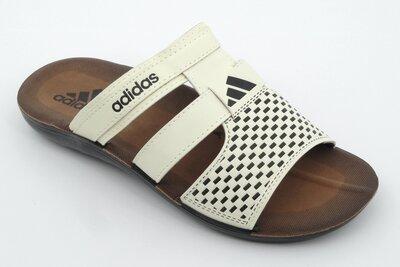 Мужские шлепанцы adidas 40, 41, 42 размер