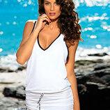 Фирменное пляжное платье, туника. S, M, L.