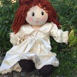 Кукла ручная работа.кукла текстильная.Кукла парочка.Чудик Гдр.