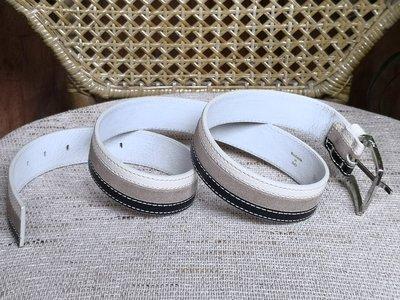 Ремень Brioni, оригинал, hand made, кожаный.