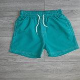 Тоненькие летние шорты, бирюзовые шорты