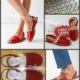 Менорки, абаркасы. Аварки женские кожаные. Испанская кожаная обувь. Босоножки Менорки