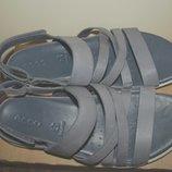 Босоножки сандалии брендові ECCO Оригінал р.38 стелька 24 см