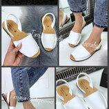 Менорки, абаркасы. Аварки женские кожаные. Босоножки Менорки, Кожаные босоножки, сандалии. Испания