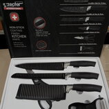 набор кухонных ножей Zepter 6 предметов-Акция до 27.06 поспешите