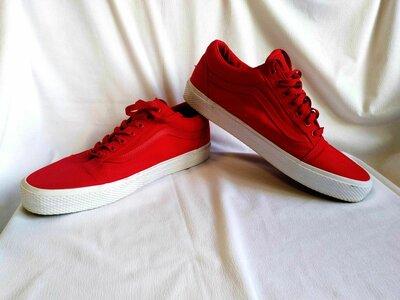 Кеды Vans Red Размер 44 UK11, EU46