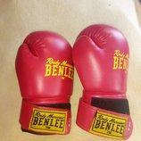 Боксерские перчатки,распаровка