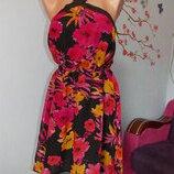 Шифоновый сарафан платье р42-44