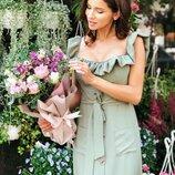 Платье легкое, воздушное «Саванна» четыре расцветки