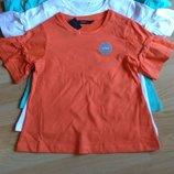 Комплект футболок на девочку 4 - 5, 5 - 6 лет. Джордж. Англия.