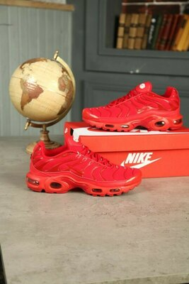 Кроссовки Nike Air Max Tn Red