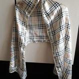 Красивый шарф платок палантин