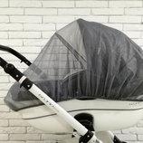 Москитная сетка универсальная на коляску, манеж, кровать