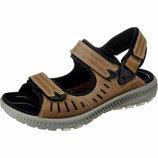 Высококачественные мужские сандалии ECCO Terra Leather Sandals - Men's