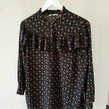 16 uk Женская блуза штапель вискоза