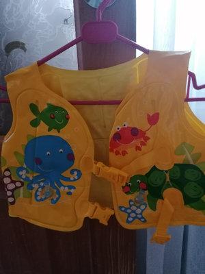 Детский надувной жилет Intex