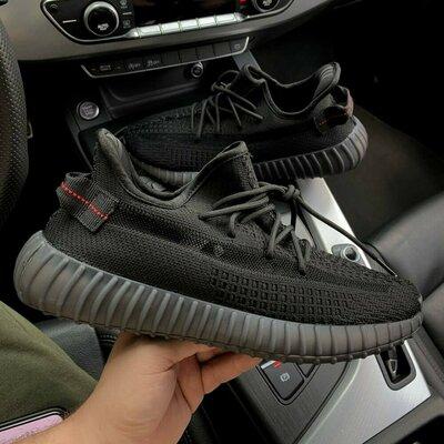 Кросівки Yeezy 350 2.0 Black