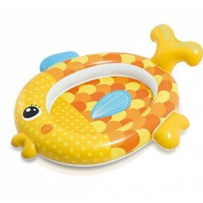 детский бассейн Золотая рыбка