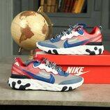 Кроссовки Nike React Element 55 Red Royal