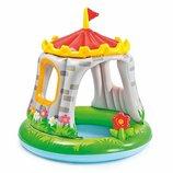 детский бассейн с крышей королевский дворец