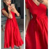 Женское платье,3 цвета