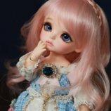 Lati Yellow Doll Cinderella Happy BJD. Лати Хеппи из релиза Золушки. Кукла Бжд