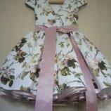 Пышные нарядные платья детские украинские