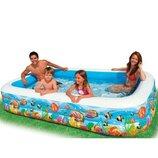 Семейный надувной бассейн Intex 58485 Немо Отзывы