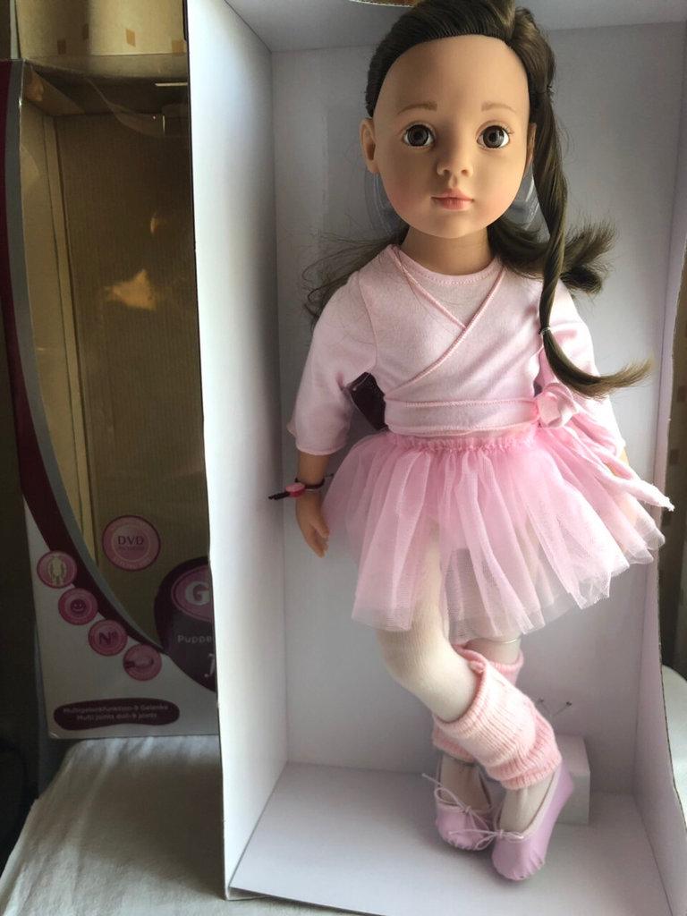 Кукла GOTZ, 50см: 4250 грн - куклы, пупсы gotz в Харькове, объявление №21951277 Клубок (ранее Клумба)