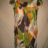 Шифоновое платье Mix Nouveau р-рS